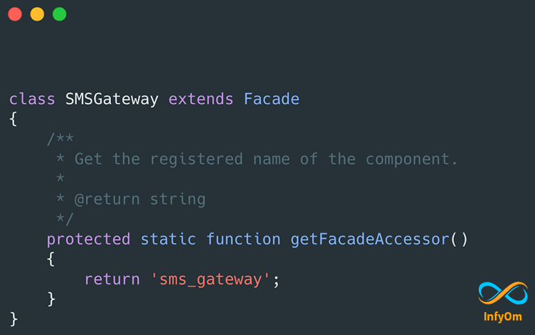 How to Create Laravel Facade and Simplify Code