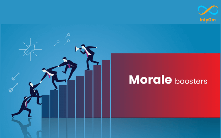Employee Morale: Play significant role in Business Development