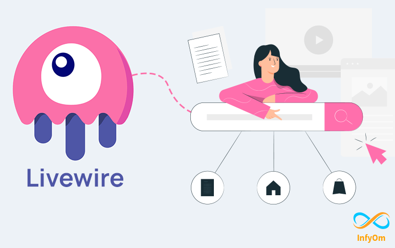 Make fully configurable livewire searching component
