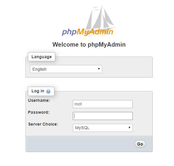 Database Login