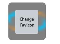 Change Favicon