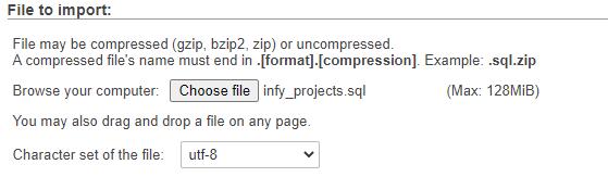 Import File